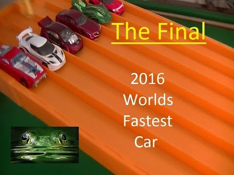 2016 worlds fastest car the final hot wheels youtube. Black Bedroom Furniture Sets. Home Design Ideas