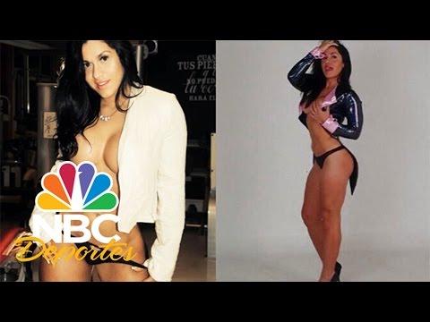 Lily Murcia, la seductora Miss Fitness de Argentina | Deporte Rosa | NBC Deportes