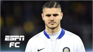 Mauro Icardi\'s Inter Milan future still in doubt: Does he want to stay or leave? | Serie A