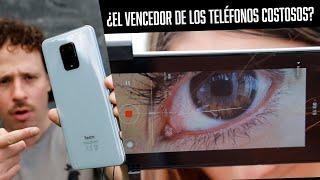 El teléfono de $250 con cámara de cine | Xiaomi Note 9s 🎥📱