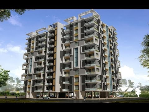 Residential Building Designs - 2017 | Residential Multi | Architectural Design | www.visualmaker.in
