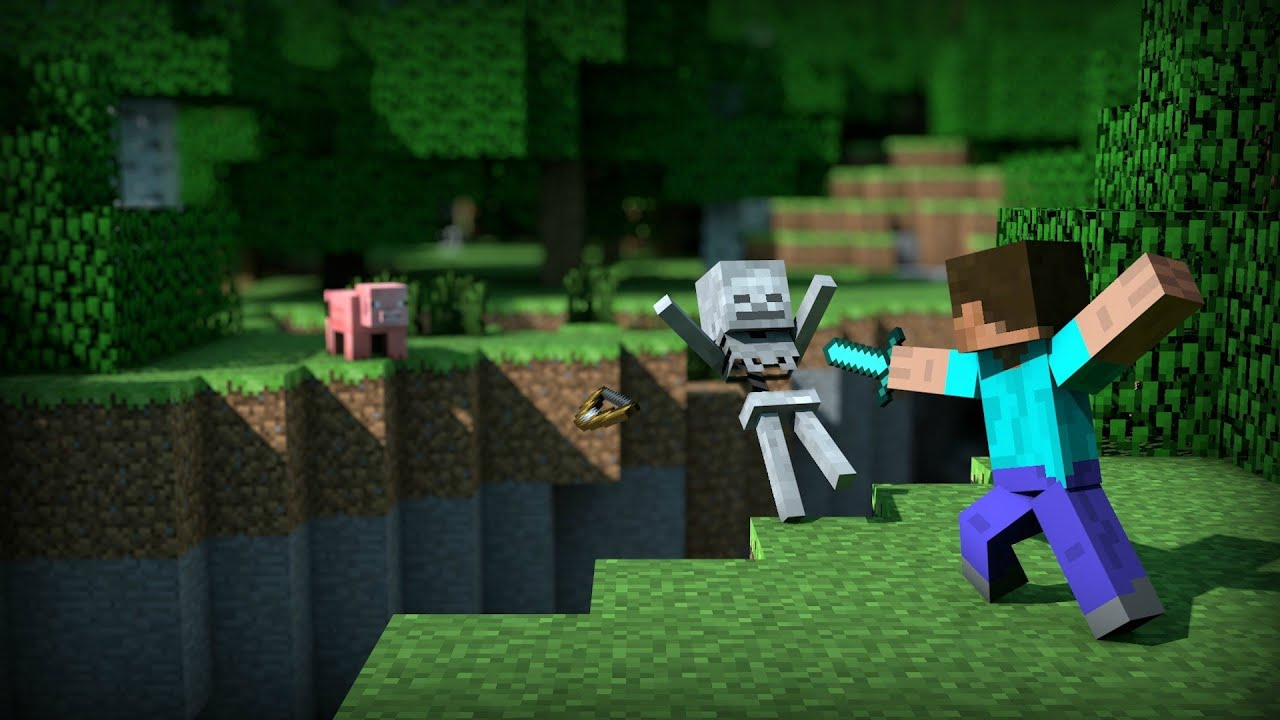 Skin Pack 4 & Minecraft Para PS3
