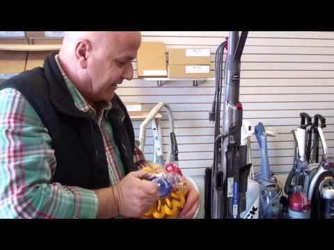 How to Replace Dyson DC40 Vacuum Filter - Denver, Colorado