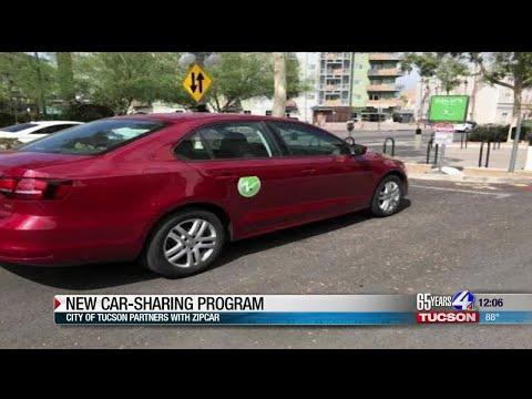 Tucson new car-sharing program | KVOA com