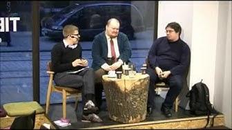 Ajattelun tunti - Tommi Uschanov, Juha Jokela ja Jaakko Lyytinen