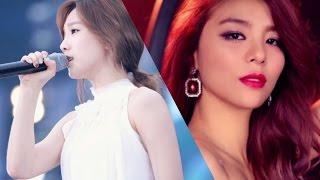 K-Pop Best High Notes (Girls Version)