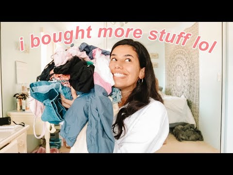TRY-ON SPRING CLOTHING HAUL 2018| Ava Jules