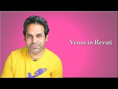 Venus in Revati Nakshatra in Vedic Astrology (Venus in Pisces)