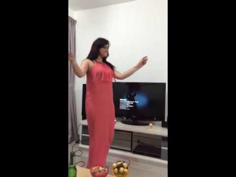 Desi Girl Nanga Mujra On Arabic Song 2016
