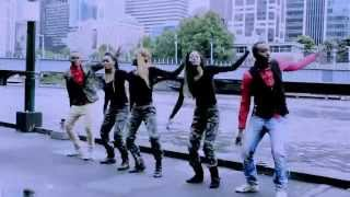 "CONGO AUSTRALIA GOSPEL MUSIC 2014- ""Louez Louez""(OFFICIAL VIDEO) ANGEL VOICES BAND"