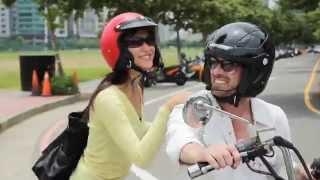beLINK H02 Bluetooth Headset Motorcycle Helmet Take Calls Listen To Music GPS