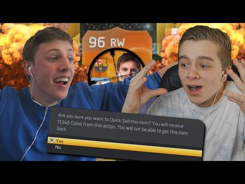 FIFA 15 - SEARCH & DISCARD vs WROETOSHAW