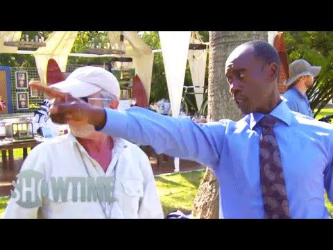 House of Lies  Behind the Episode: Don Cheadle Directing  Season 4