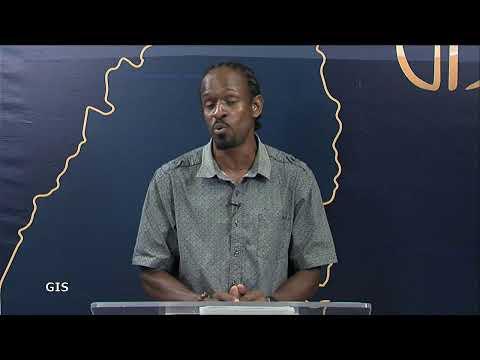 Saint Lucia's Response To COVID-19/w Hon. Guy Joseph & Police Commissioner, Milton Desir