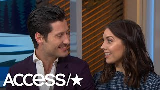 'DWTS': Val Chmerkoskiy & Jenna Johnson Want To Have An 'Intimate & Real' Wedding | Access