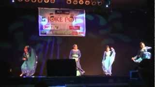 JokePot 2012 Star Show in Chicago - Yesudas Hindi Dance Mix