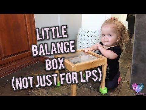 Little Balance Box with PENELOPE!