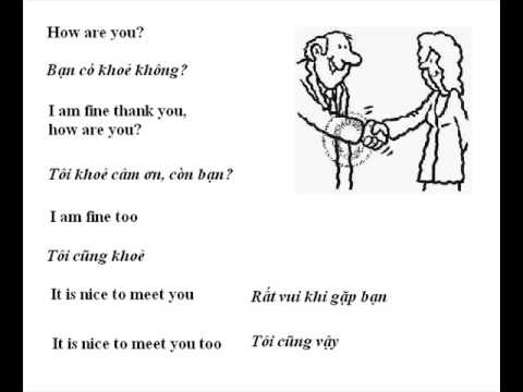 Useful Vietnamese phrases