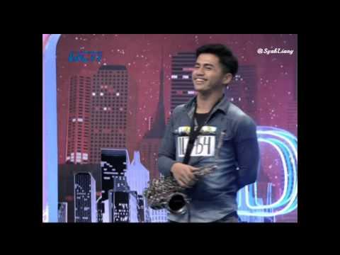 Top HD SAXOPHONIST ! YUSUF NUR UBAY Billy Joel   Everybody Has A Dream Indonesian Idol 2014 Jogja