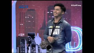 Top HD SAXOPHONIST ! YUSUF NUR UBAY Billy Joel   Everybody Has A Dream Indonesian Idol 2014 Jogja