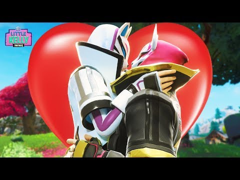 DRIFT FALLS IN LOVE WITH HIS OTHER HALF | Fortnite Short Film