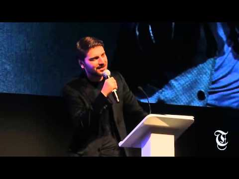 Sami Yusuf at  Open Minds forum, Muscat