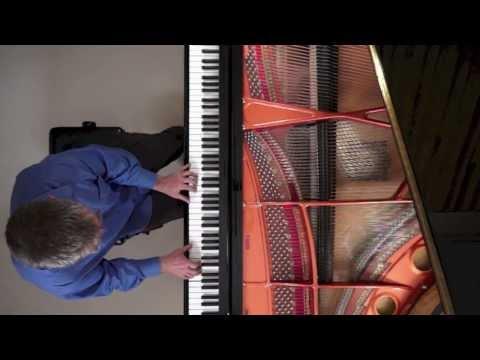 'O Fortuna' Carl Orff - PIANO SOLO P. Barton FEURICH Harmonic Pedal Piano