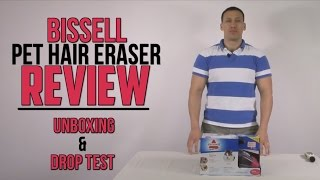 Bissell Pet Hair Eraser Handheld Vacuum Model 33A1 Review