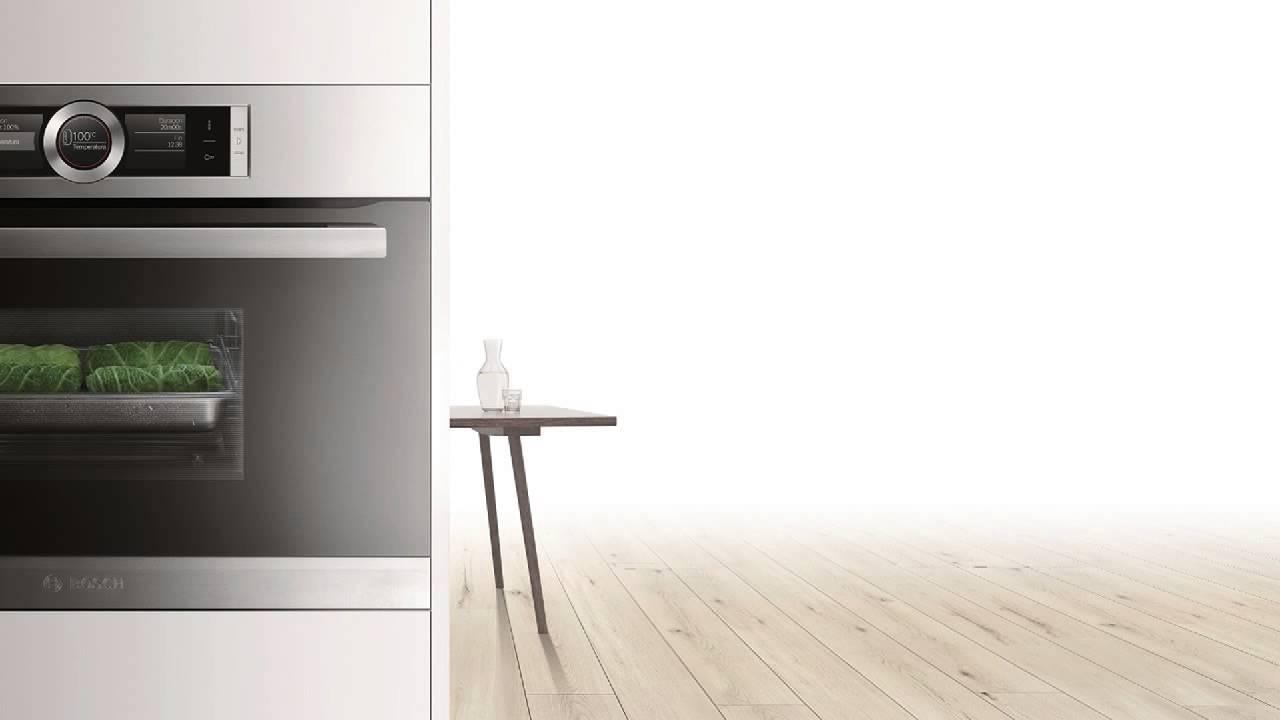 Bosch Kühlschrank Reinigen : Edelstahloberflächen reinigen anleitung und tipps von bosch youtube