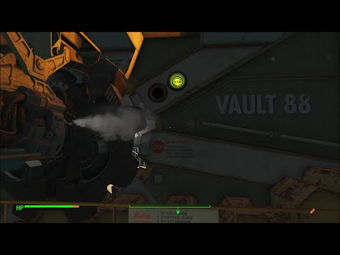 Vault 88, and Becoming the Master Thereof