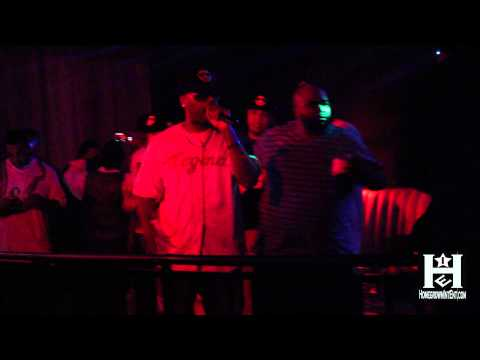 Kool John of The HBK Gang LIVE at Club Nex Sacramento, Ca.