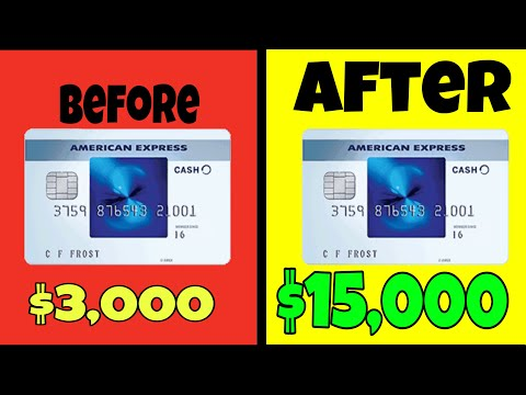 Credit Limit INCREASE - How To Get HUGE Credit Limit Increases