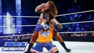 Jimmy Uso vs. Heath Slater: SmackDown, Sept. 5, 2014