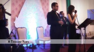 Video A thousand years Rumah Petik (at Balai Sudirman Panti Prajurit) - Christina Perri download MP3, 3GP, MP4, WEBM, AVI, FLV Agustus 2018