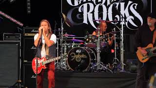 FOGHAT LIVE AT EPCOT 2018, I JUST WANNA  MAKE LOVE TO YOU