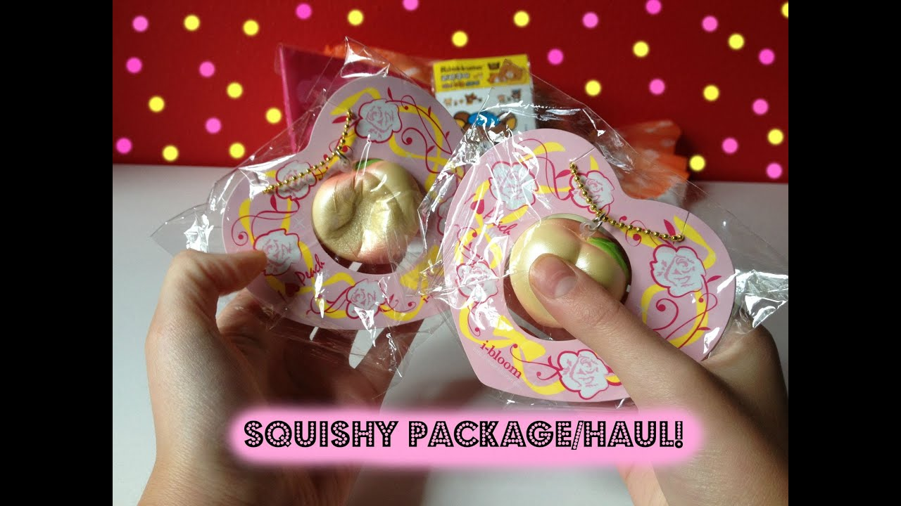 Squishy Haul! - Tiki Tembo - YouTube