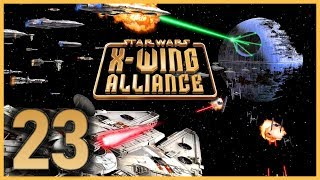 Star Wars X-Wing Alliance - Liberate Slave Convoy (❌commentaires) {PC}
