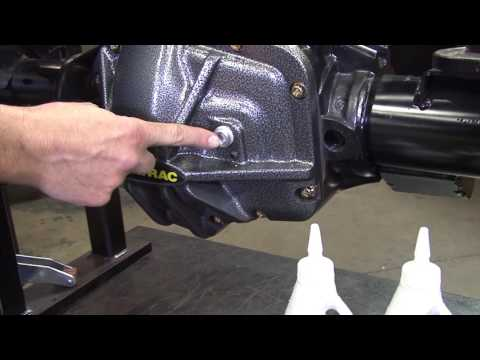 How to Fill Your Dynatrac ProRock® Axle with Gear Oil - Dynatrac
