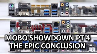 Bang for the Buck Z97 Motherboard Showdown Part 4 - The Epic Conclusion