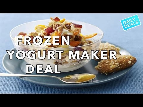 Dash Greek Yogurt Maker - The Deal Guy