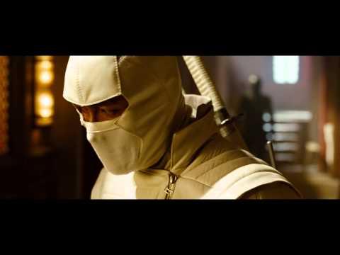 "G.I. JOE RETALIATION - Official Clip - ""Snake Eyes vs Storm Shadow"""