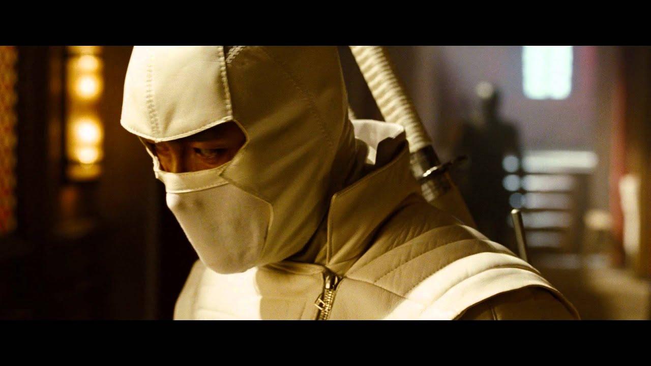 Gi Joe Retaliation Snake Eyes Vs Storm Shadow G.I. JOE RETALIATION -...