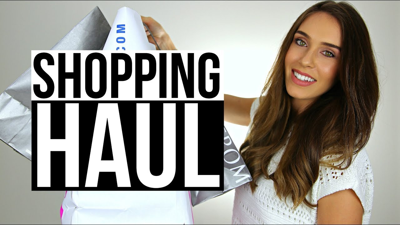 SHOPPING TRY-ON HAUL | What's New In My Wardrobe!