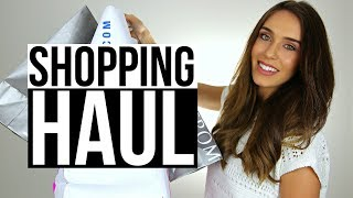 SHOPPING TRY-ON HAUL | What