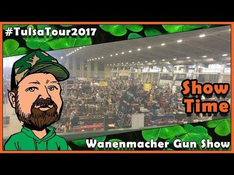 Wanenmacher Gun Show First Impression Live - CloverTac Tulsa Tour 2017
