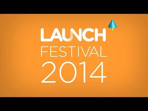 Launch Festival 2014 KEYNOTE - Travis Kalanick, Uber - Day 1
