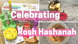 How to Celebrate ROSH HASHANAH with Kids