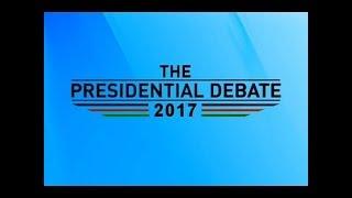 The Kenya Presidential Debate #DebatesKE