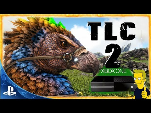 ARK DINO TLC 2 - PS4 AND XBOX ONE PATCH 1.68