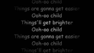 ooh child original the five stairsteps